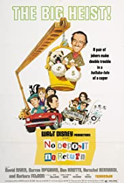 No Deposit, No Return (1976) Poster - Movie Forum, Cast, Reviews