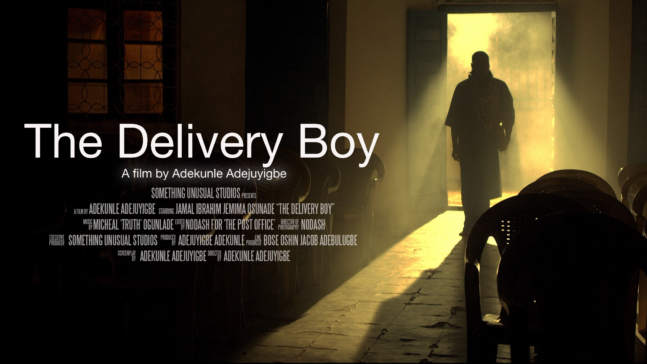 Image result for The Delivery Boy