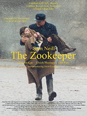 Where to stream The Zookeeper