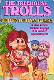 Treehouse Trolls Forest of Fun and Wonder Poster