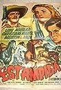La estampida (1959) Poster