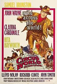 Circus World (1964) Poster - Movie Forum, Cast, Reviews