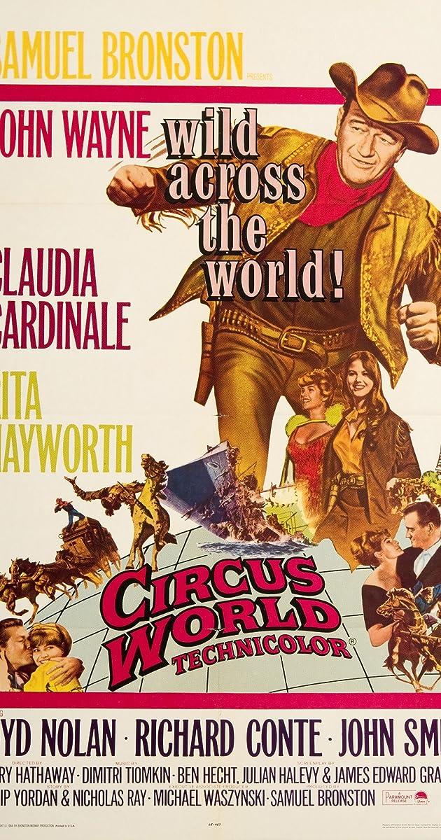 Subtitle of Circus World