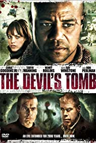 Cuba Gooding Jr., Ron Perlman, and Taryn Manning in The Devil's Tomb (2009)