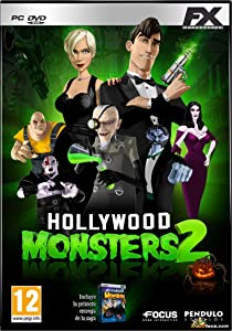 Movie adult free download Hollywood Monsters 2 Spain [2048x2048]