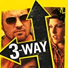 Gina Gershon, Ali Larter, and Dominic Purcell in Three Way (2004)