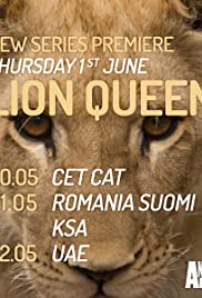 The Lion Queen Poster