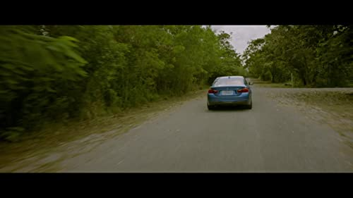 THE DRIVER Official Trailer