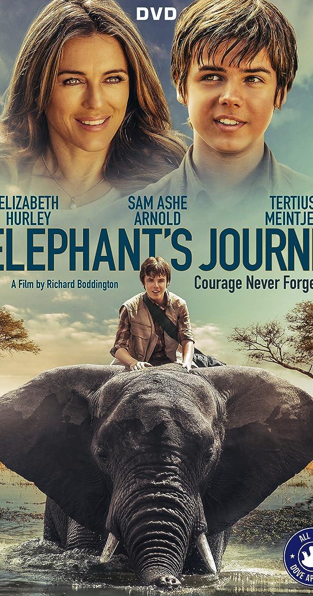 Subtitle of Phoenix Wilder and the Great Elephant Adventure