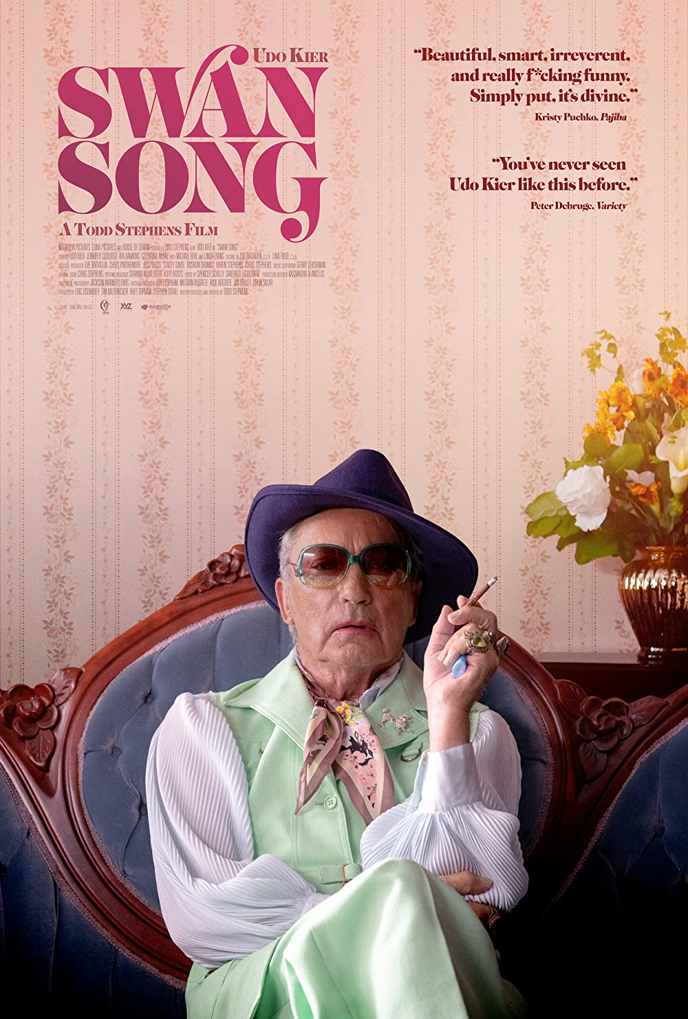 Swan Song (2021) - IMDb