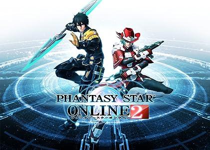 Non stop movie Phantasy Star Online 2 Japan [360x640]