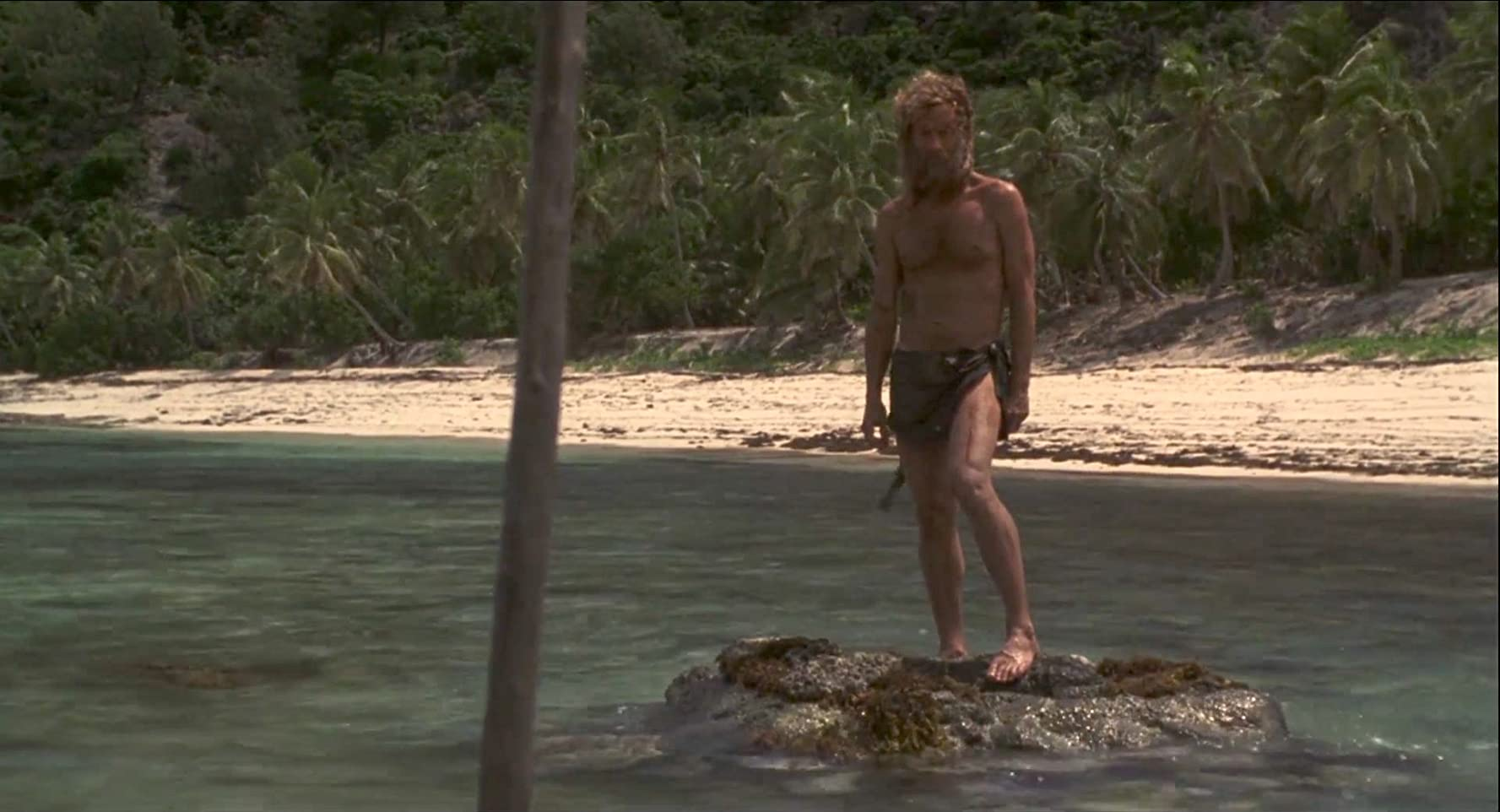 Tom Hanks in Cast Away 2000