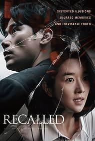 Kang-woo Kim and Seo Ye-Ji in Recalled (2021)