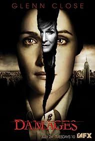 Glenn Close and Rose Byrne in Damages (2007)