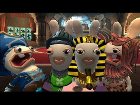 Raving Rabbids: Travel in Time torrent