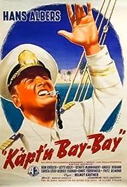 Captain Bay-Bay Poster