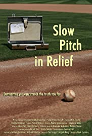 Slow Pitch in Relief Poster