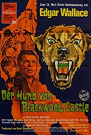 The Monster of Blackwood Castle Poster