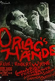 The Hands of Orlac (1924) Orlacs Hände 1080p
