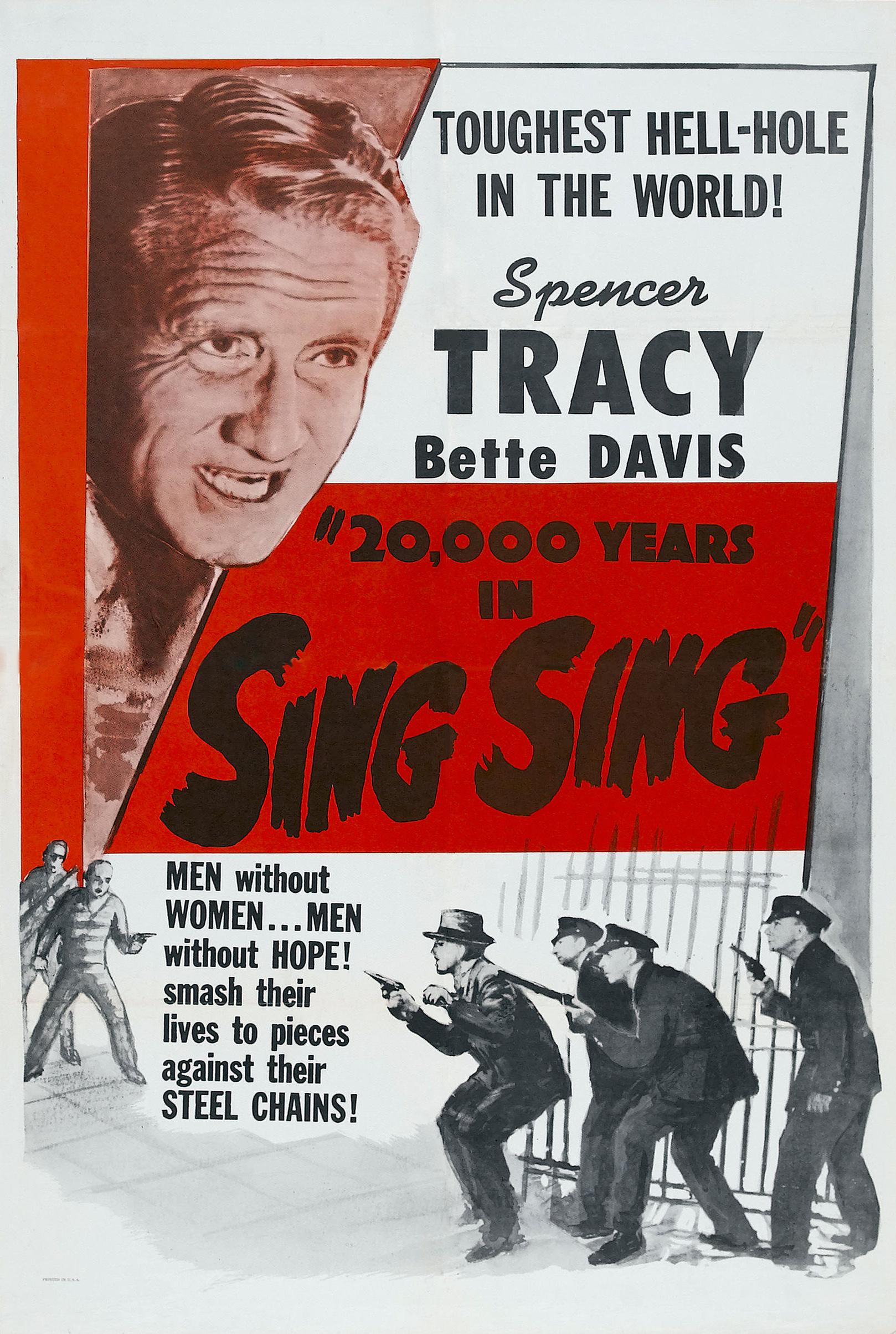 20,000 Years in Sing Sing (1932) - Photo Gallery - IMDb