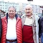Sammo Kam-Bo Hung, Hark Tsui, Karl Maka, and Dean Shek in Wo de te gong ye ye (2016)