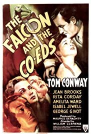 The Falcon and the Co-eds Poster