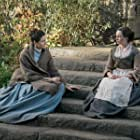 Caitriona Balfe and Laura Donnelly in Outlander (2014)