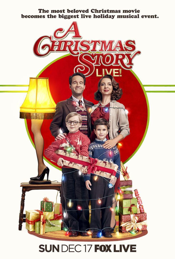 A Christmas Story Live! (TV Movie 2017) - IMDb