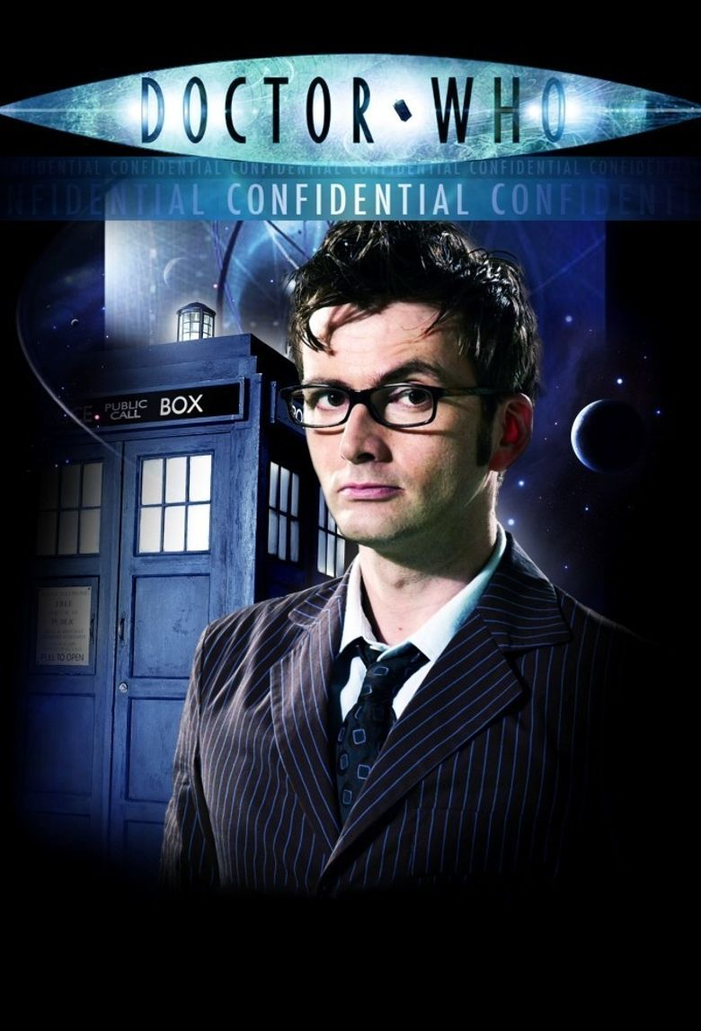 David Tennant in Doctor Who Confidential (2005)