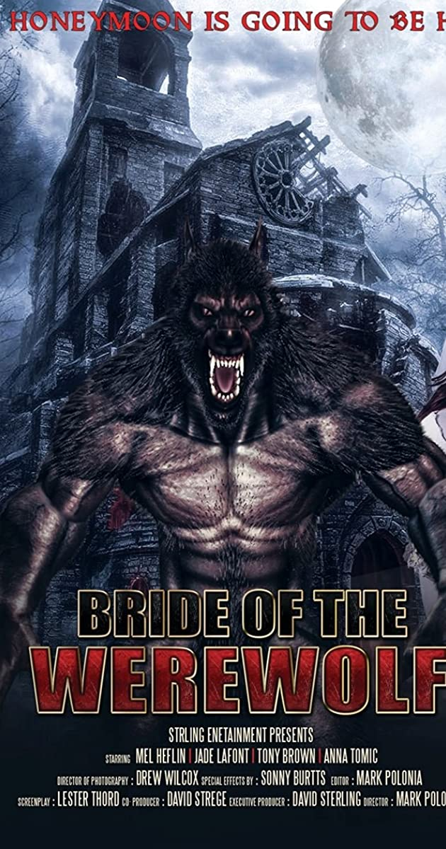 Subtitle of Bride of the Werewolf