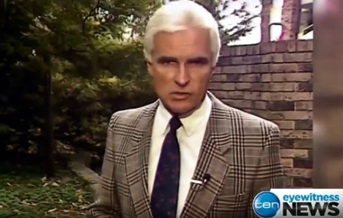 Harry Potter in Ten Eyewitness News: Sydney (1973)