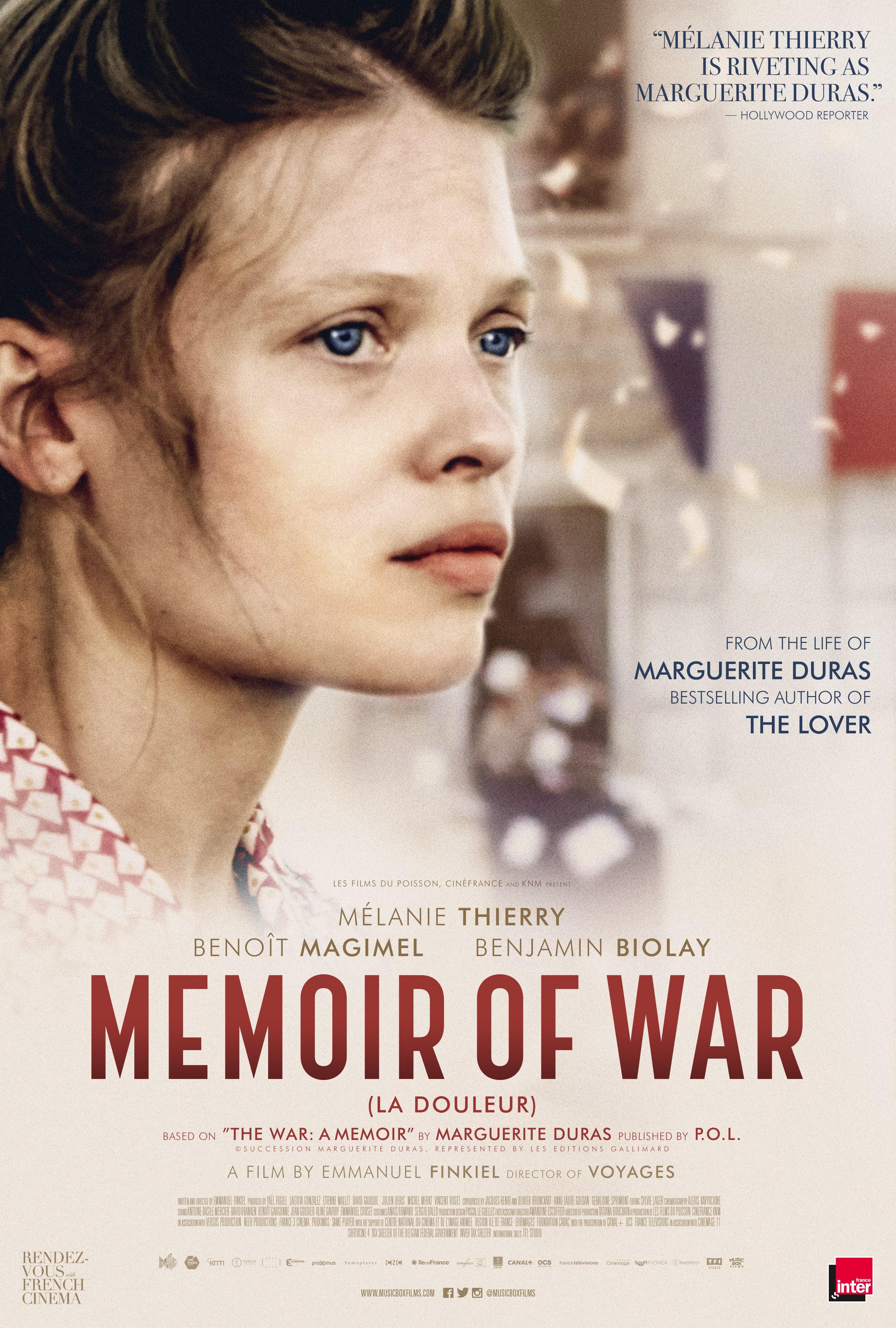Memoir Of War 2017 Imdb