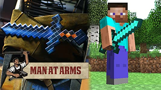 Forging the Diamond Sword: Minecraft by
