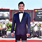 Pritan Ambroase walks the red carpet ahead of the 'Hannah' screening during the 74th Venice Film Festival at Sala Grande on September 8, 2017 in Venice, Italy.