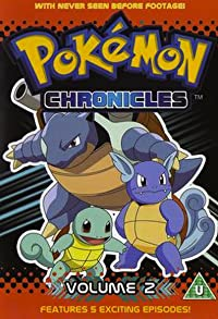 Primary photo for Pokémon Chronicles