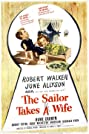 The Sailor Takes a Wife (1945) Poster