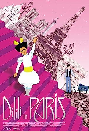 Watch Dilili in Paris Free Online