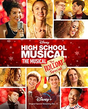 High School Musical: The Musical: The Holiday Special
