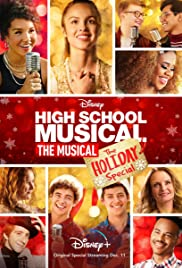 High School Musical: The Musical: The Holiday Special Poster