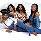 Britney Chappell, Kali Lewis, Mariana Novaes, and Tera Chantelle in After College (2021)