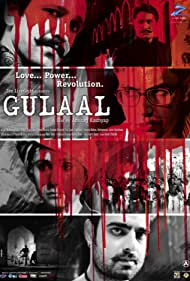 Gulaal (2009) Poster - Movie Forum, Cast, Reviews