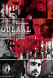 Gulaal (2009) Poster - Movie Forum, Cast, Reviews