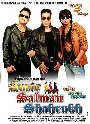 Amir Salman Shahrukh movie, song and  lyrics