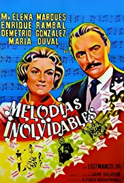 Melodías inolvidables Poster