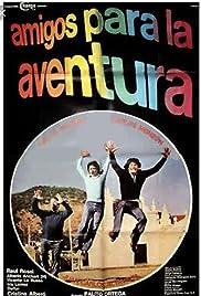 Amigos para la aventura Poster