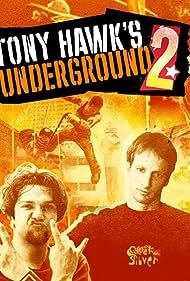 Tony Hawk and Bam Margera in Tony Hawk's Underground 2 (2004)