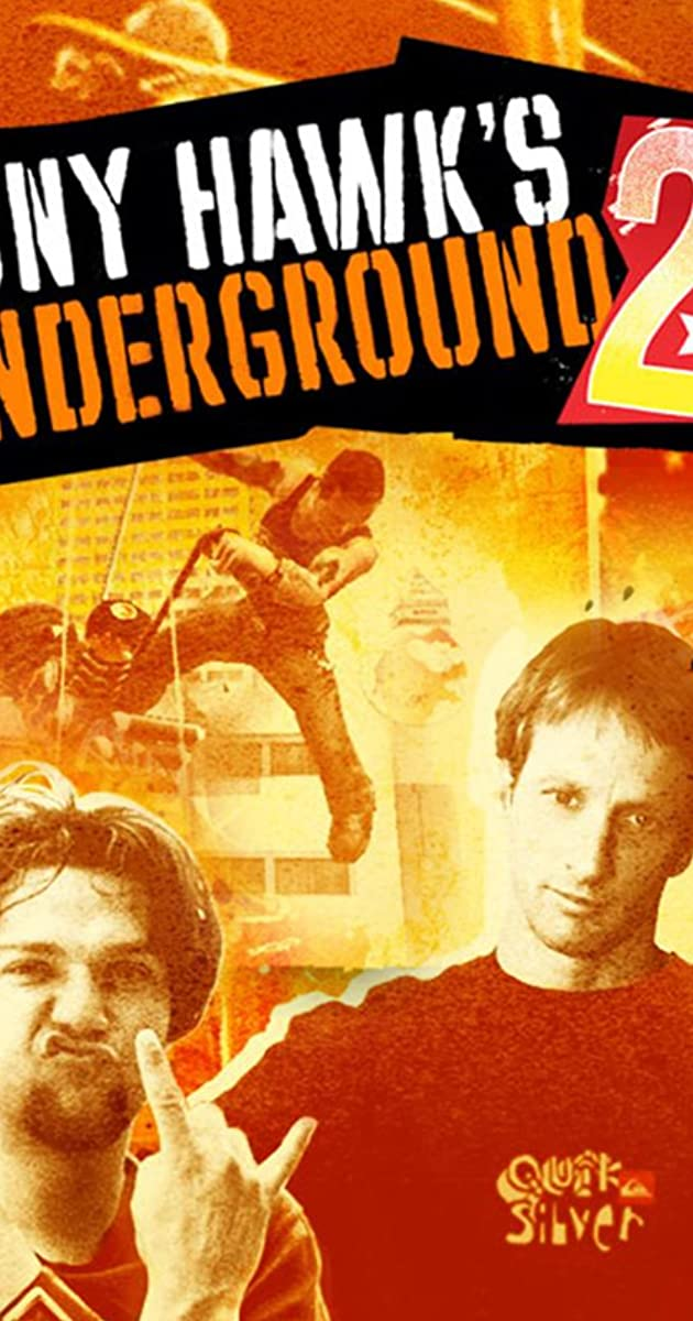 tony hawk underground soundtrack download
