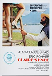 Claire's Knee (1970) Poster - Movie Forum, Cast, Reviews