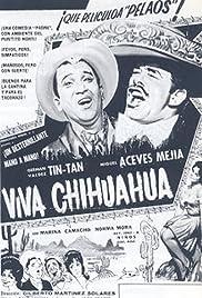 Viva Chihuahua Poster