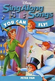 Disney Sing-Along-Songs: You Can Fly Poster
